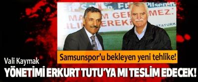 Samsunspor'u bekleyen yeni tehlike!