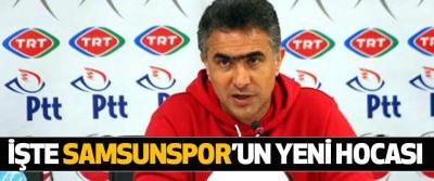 Samsunspor'un Yeni Hocası