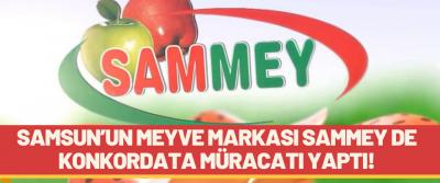Samsun'un Meyve Markası Sammey de Konkordata Müracatı Yaptı!
