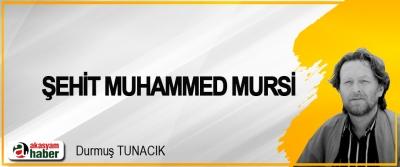 Şehit Muhammed Mursi