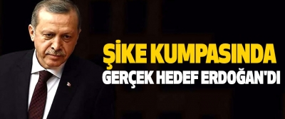 Şike Kumpasında Gerçek Hedef Erdoğan'dı