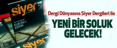 Siyer Vakfı'ndan 3 Yeni Siyer Dergisi