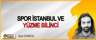 Spor İstanbul Ve Yüzme Bilinci