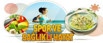 Spor Ve Sağlıklı Hayat