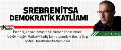 Srebrenitsa Demokratik Katliamı