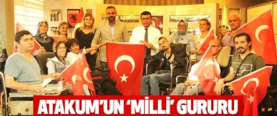 Taşçı: Atakum, Boccia'da Türkiye markası