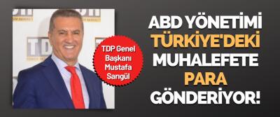 TDP Genel Başkanı Mustafa Sarıgül Mustafa Sarıgül