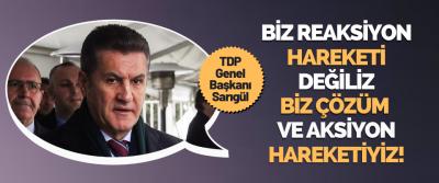 TDP Genel Başkanı Sarıgül