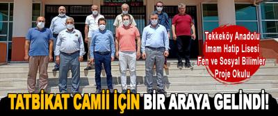 Tekkeköy Anadolu İmam Hatip Lisesi Fen ve Sosyal Bilimler Proje Okulu