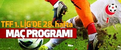 TFF 1. Ligde 28. hafta heyecanı başlıyor