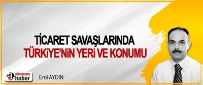 Ticaret Savaşlarında Türkiye'nin Yeri Ve Konumu