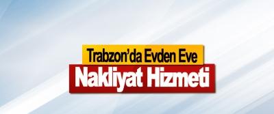 Trabzon'da Evden Eve Nakliyat Hizmeti