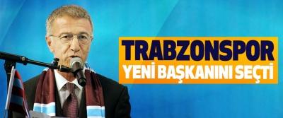 Trabzonspor Yeni Başkanını Seçti