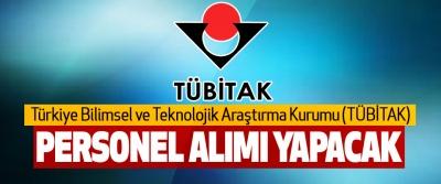 Tübitak Yeni Personel Alımı Yapacak