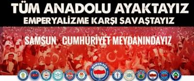 Tüm Anadolu Ayaktayız, Emperyalizme Karşı Savaştayız