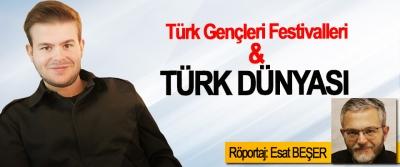 Türk Gençleri Festivalleri & Türk Dünyası