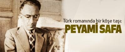 Türk romanında bir köşe taşı: Peyami Safa