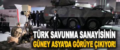 Türk Savunma Sanayisinin Güney Asya'da Görüye Çıkıyor!