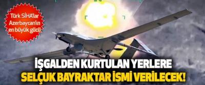 Türk SİHA'lar Azerbaycan'ın En Büyük Gücü