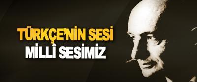 Türkçe'nin Sesi, Millî Sesimiz