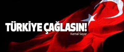 Türkiye çağlasın!