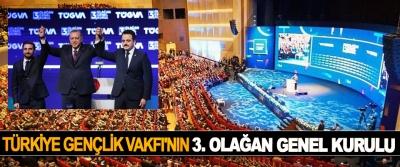 Türkiye gençlik vakfı'nın 3. Olağan genel kurulu