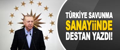 Türkiye Savunma Sanayiinde Son Yıllarda Destan Yazdı!