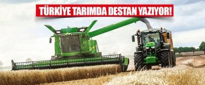 Türkiye Tarımda Destan Yazıyor!