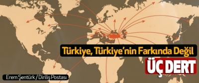 Türkiye, Türkiye'nin Farkında Değil