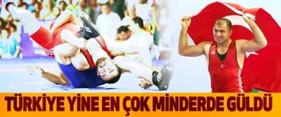 Türkiye Yine En Çok Minderde Güldü