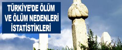 Türkiye'de ölüm ve ölüm nedenleri istatistikleri yayınlandı!