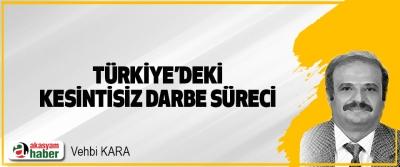 Türkiye'deki Kesintisiz Darbe Süreci