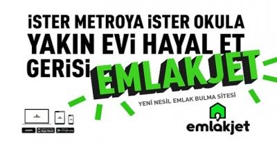 Türkiye'nin En Gelişmiş Emlak Adresi Emlakjet !