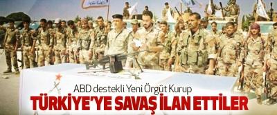 Türkiye'ye Savaş İlan Ettiler