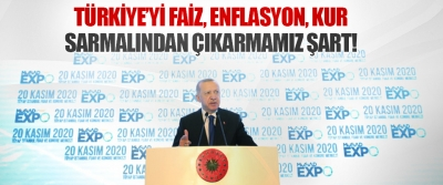Türkiye'yi Faiz, Enflasyon, Kur Sarmalından Çıkarmamız Şart!