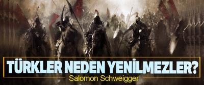 Türkler neden yenilmezler?