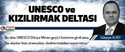 Unesco Ve Kızılırmak Deltası