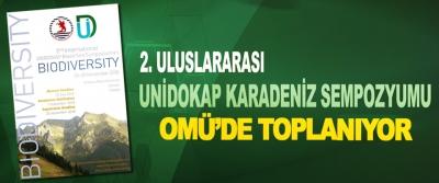 ÜNİDOKAP Karadeniz Sempozyumu 28-30 Kasım'da OMÜ'de toplanıyor