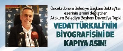 Vedat Türkali'nin Biyografisini de kapıya asın!