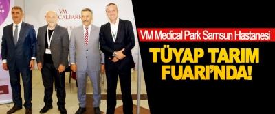VM Medical Park Samsun Hastanesi TÜYAP Tarım Fuarı'nda!