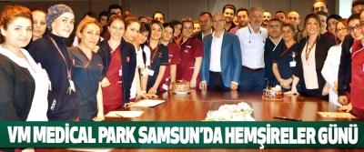 Vm Medical Park Samsun'da Hemşireler Günü