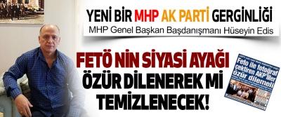 Yeni Bir MHP AK Parti Gerginliği