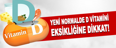 Yeni Normalde D Vitamini Eksikliğine Dikkat!