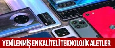 Yenilenmiş En Kaliteli Teknolojik Aletler