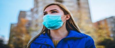 Yıkanabilir Çok Amaçlı Bez Yüz Koruma Maskesi