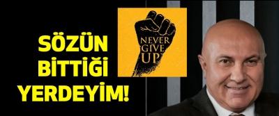 Yılport Samsunspor Başkanı Yüksel Yıldırım Sözün Bittiği Yerdeyim!