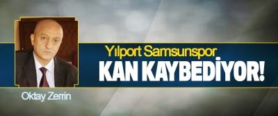 Yılport Samsunspor kan kaybediyor!