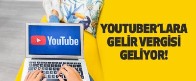 Youtuber'lara Gelir Vergisi Geliyor!