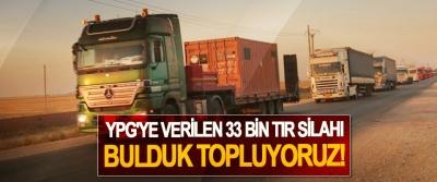 YPG'ye Verilen 33 Bin Tır Silahı Bulduk Topluyoruz!