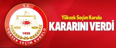 YSK tarafından referandumun iptaline ilişkin başvurular reddedildi